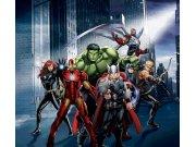 Foto závěs Avengers FCSXL4391 | 180 x 160 cm Závěsy