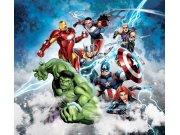 Foto závěs Avengers FCSXL4392 | 180 x 160 cm Závěsy