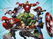 Vliesová fototapeta Avengers FTDNXXL5082 | 360 x 270 cm Fototapety pro děti