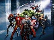 Vliesová fototapeta Avengers FTDNXXL5079 | 360 x 270 cm Fototapety pro děti