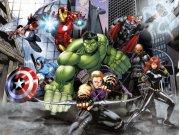 Vliesová fototapeta Avengers FTDNXXL5080 | 360 x 270 cm Fototapety pro děti