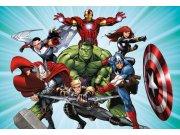 Vliesová fototapeta Avengers FTDNM5276 | 160 x 110 cm Fototapety pro děti