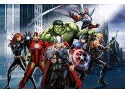 Vliesová fototapeta Avengers FTDNM5277 | 160 x 110 cm Fototapety pro děti
