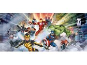 Vliesová fototapeta Avengers FTDNH5397 | 90 x 202 cm Fototapety pro děti