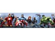 Samolepicí bordura Avengers WBD8087 | 0,10 x 5 m Dětské samolepicí bordury