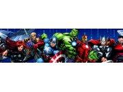 Samolepicí bordura Avengers WBD8108 | 0,14 x 5 m Dětské samolepicí bordury