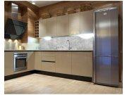 Samolepicí fototapeta do kuchyně Beton šedý KI-180-106 | 180x60 cm Samolepící fototapety - Na kuchyňskou linku