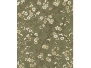 Vliesová tapeta s vinylovým povrchem jemný květinový vzor Denzo II 456714 | Lepidlo zdarma Tapety Rasch - Tapety Denzo