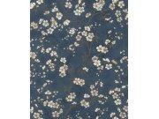 Vliesová tapeta s vinylovým povrchem květinový vzor Denzo II 456738 | Lepidlo zdarma Tapety Rasch - Tapety Denzo