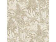 Vliesová tapeta s vinylovým povrchem džungle Denzo II 832549 | Lepidlo zdarma Tapety Rasch - Tapety Denzo