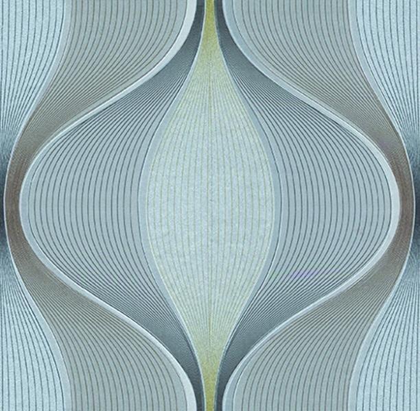 Luxusní geometrická vliesová tapeta H66061 Geometry | Lepidlo zdarma - Tapety Botanica