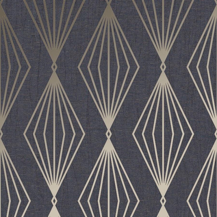 Luxusní grafická omyvatelná vliesová tapeta 111312 Geometry | Lepidlo zdarma - Tapety Botanica