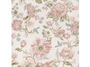 Květinová vliesová omyvatelná tapeta 220460 Botanica | Lepidlo zdarma Tapety Vavex - Tapety Botanica