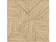 Vliesová tapeta Štípaný bambusový vzor JF2401 Geometry   Lepidlo zdarma Tapety Vavex - Tapety Botanica