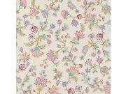 Vliesová omyvatelná tapeta Květinový ornament 220476 Botanica | Lepidlo zdarma Tapety Vavex - Tapety Botanica