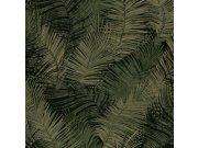 Vliesová omyvatelná tapeta na zeď Listy L93404 Botanica | Lepidlo zdarma Tapety Vavex - Tapety Botanica