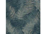 Vliesová omyvatelná tapeta na zeď Listy L93401 Botanica | Lepidlo zdarma Tapety Vavex - Tapety Botanica