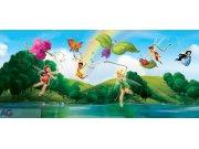 Fototapeta AG Fairies FTDNH-5308 | 202x90 cm Fototapety pro děti