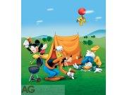 Fototapeta vliesová AG Mickey Mouse FTDNXL-5107 | 180x202 cm Fototapety pro děti