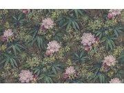 Vliesová tapeta v květinovém vzoru Axiom 905083 | Lepidlo zdarma Tapety Rasch - Tapety Axiom