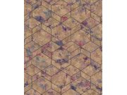 Vliesová tapeta geometrický vzor Andy Wand 649611 | Lepidlo zdarma Tapety Rasch - Tapety Andy Wand