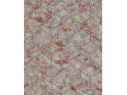 Vliesová tapeta geometrický vzor Andy Wand 649628 | Lepidlo zdarma Tapety Rasch - Tapety Andy Wand