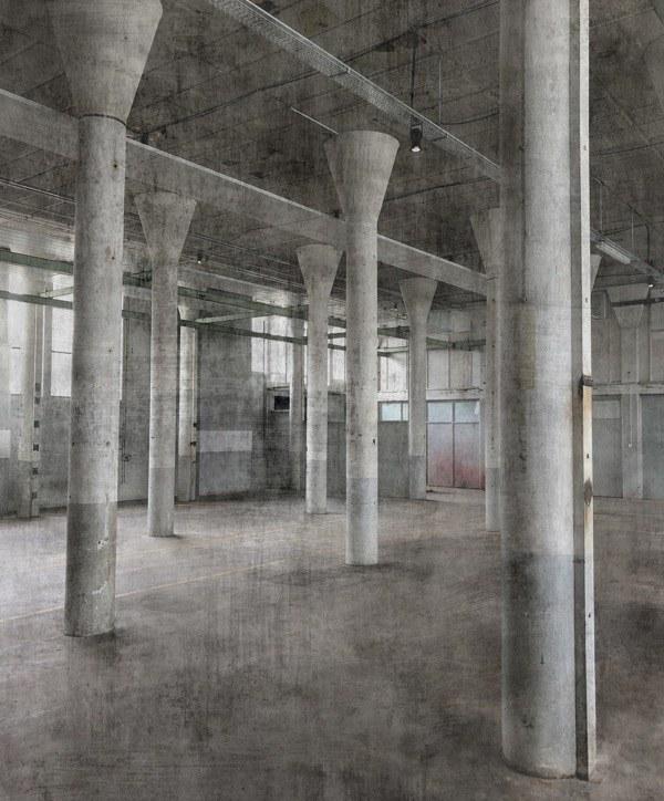 Luxusní vliesová fototapeta Factory IV 429725 | 2,5 x 3 m | Lepidlo zdarma - Luxusní vliesové fototapety