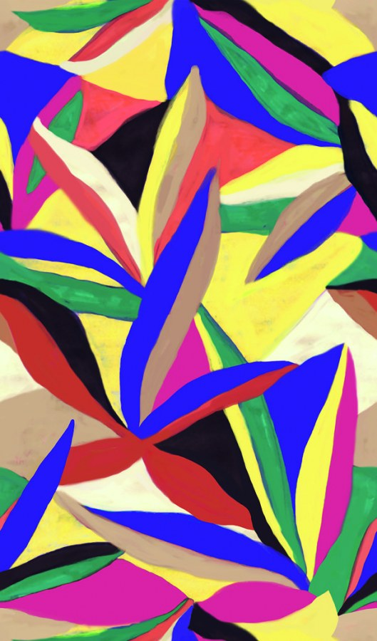 Vliesová luxusní fototapeta Smart Art Aspiration 46723 | 159 x 270 cm | Lepidlo zdarma - Luxusní vliesové fototapety