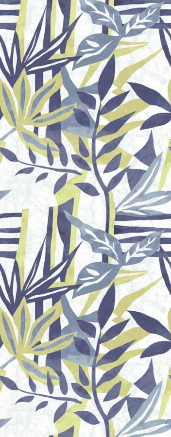 Vliesová luxusní fototapeta Smart Art Aspiration 46724 | 106 x 270 cm | Lepidlo zdarma - Luxusní vliesové fototapety