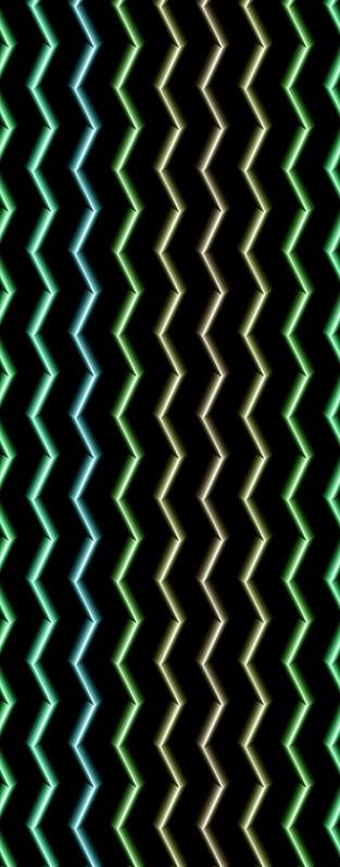 Vliesová luxusní fototapeta Smart Art Aspiration 46786 | 106 x 270 cm | Lepidlo zdarma - Luxusní vliesové fototapety