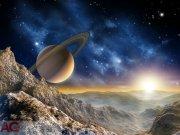Fototapeta AG Saturn FTNXXL-1126 | 360x270 cm Fototapety vliesové