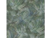 Omyvatelná vliesová tapeta 220561 | Palmové listy | Lepidlo zdarma Tapety BN international - Tapety Grand Safari