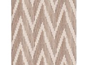 Geometrická retro vliesová tapeta 220610 | Lepidlo zdarma Tapety BN international - Tapety Grounded