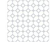 Samolepicí pvc dlažba šedý ornament 2745060 Samolepící dlažba