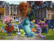 Vliesová fototapeta AG Monsters FTDNM-5214 | 160x110 cm Fototapety pro děti