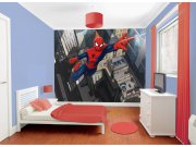 3D fototapeta Spiderman