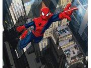 3D fototapeta Walltastic Spiderman Ultimate 43114 | 305x244 cm Fototapety pro děti