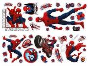 Samolepicí dekorace Spiderman D40268, 70x50 cm Dětské samolepky na zeď