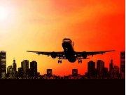 Fototapeta AG Noční Letadlo FTNXXL-0447 | 360x270 cm Fototapety vliesové - Vliesové fototapety AG