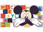 Dekorace Mickey Mouse D23501, 30x60 cm Dětské dekorace na zeď