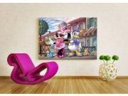 Vliesová fototapeta AG Minnie a Daisy FTDNM-5228 | 160x110 cm Fototapety pro děti
