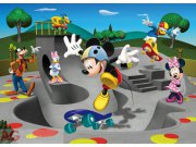 Vliesová fototapeta AG Mickey freestyle FTDNM-5229 | 160x110 cm Fototapety pro děti