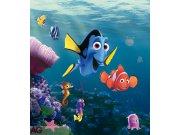 Fototapeta vliesová AG Nemo & Dory FTDNXL-5132 | 180x202 cm Fototapety pro děti