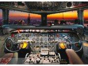 Fototapeta AG Plain cabine FTNM-2609 | 160x110 cm Fototapety vliesové - Vliesové fototapety AG