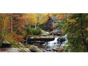 Vliesová fototapeta AG Waterfall FTNH-2712 | 202x90 cm Fototapety vliesové - Vliesové fototapety AG