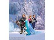Fototapeta vliesová AG Ledové Království FTDNXL-5139 | 180x202 cm Fototapety pro děti