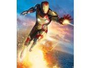 3D fototapeta Walltastic Ironman 42780 | 203x243cm Fototapety pro děti
