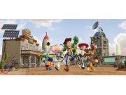 Vliesová fototapeta Toy Story FTDNH-5326 | 202x90 cm Fototapety pro děti