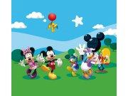 Fotozávěs Mickey Mouse FCCXXL-4008, 280 x 245 cm Závěsy do dětského pokoje
