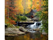 Foto závěs Waterfall FCPXXL-6402, 280 x 245 cm Závěsy